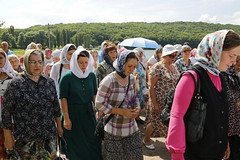 A cross procession from the village of Nikolskoe to the village of Adamovka / Крестный ход из Никольского в Адамовку (43)