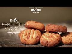 Delicious 5 Ingredient Peanut Butter Cookies   Recipe (contfeed) Tags: glamrs duration views hair tutorial beginners diet jewellery facial animal