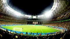 Olympic games Rio 2016_Salvador Brasil 4x0 Dinamarca (lucascobos) Tags: br football futbol sports olympic brasil brazil olimpiadas futebol stadium estdio arena salvador bahia rio2016 sport fieldgame