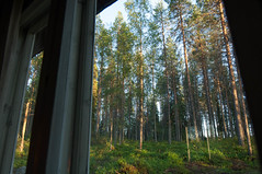 Par la troisime fentre (Samuel Raison) Tags: finlande finland lake lac kokkoperajrvi jarvi eau water reflet reflect nikon nikond3 nikond2xs nikon41635mmafsgvr