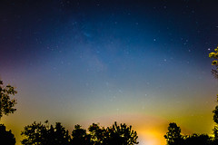 70D captures. (Stevenmay95) Tags: landscape photography exposure long 70d canon astrophotography california diego san pollution light city galaxy milkyway