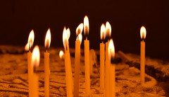 Cluster of Candles