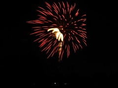DSCN3007 (Yoru Tsukino) Tags: fireworks canada day 2016 night fire colorful colourful annual yearly