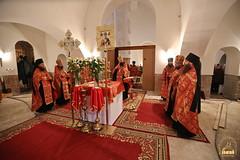 15. All-Night Vigil in Svyatogorsk / Вечернее богослужение 29.09.2016