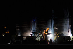 Arend- 2016-09-11-56 (Arend Kuester) Tags: radiohead live music show lollapalooza thom york phil selway ed obrien jonny greenwood colin clive james rock alternative amoonshapedpool