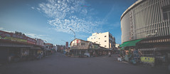 DSC_4599 (Photographer Wuchi) Tags: taiwan taipei traveler travel future life freedom free sky sunset summer sun street skyline sigma s124 d750 design model cloudy                  sunrise green