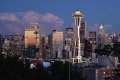 Seattle Skyline (amccan17) Tags: city seattle