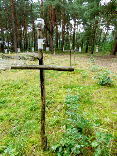 Inowłódz - Russian war cemetery, WWI (5)
