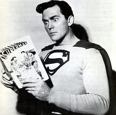 Kirk Alyn (Michael Vance1) Tags: actor superman movies serials superhero comics comicbook cartoonist