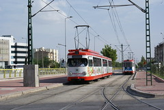 2009-06-25, Konya, Autogar (Fototak) Tags: tram strassenbahn konya turkey dwag gt8 ligne2 151 110