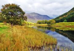 Glen Lyon and the river Lyon (eric robb niven) Tags: ericrobbniven scotland landscape glenlyon perthshire autumn