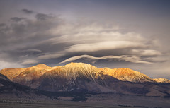 Sierra Storm (Images In Light) Tags: clouds california mountains sunrise ng imagesinlight lenticular rossmurphy sierranevada