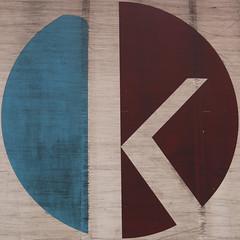 letter k (Leo Reynolds) Tags: k letter squaredcircle kkk oneletter lowercase grouponeletter xsquarex xleol30x sqset113 xxx2014xxx