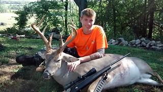 Kansas Trophy Whitetail Bow Hunt 37