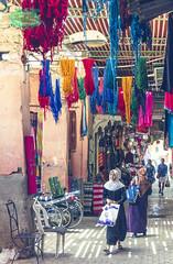 Marrakech XXV (LuisCarlos_) Tags: travel people gente muslim streetphotography viajes morocco arab maroc arabe marrakech souk medina trips mezquita marruecos zoco mosqu magreb musulmn