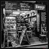 The Soup Place (prbimages) Tags: street blackandwhite shop soup restaurant cafe australia melbourne victoria centreplace thesoupplace
