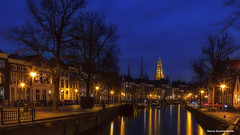 Der Aa Kerk Groningen vanaf de Vissersbrug (Reina Smallenbroek) Tags: city church netherlands bluehour groningen kerk stad aakerk avondfotografie thecityofgroningen deraakerk vissersbrug flickrbronze worldpictures photoplusmagazine digitalslrphotographymagazine planetearthourhome hogederaagroningen hollandbynight beautifulgroningen photographyforrecreationlevel2 photographyforrecreationlevel3 photographyforrecreationlv1 photographyforrecreationlv1tm6 photographyforrecreationlv4 buildyourrainbowlv2 buildyourrainbowlv1 werkaandemuur niceasitgetslv1 niceasitgetslv2 niceasitgetslv3 niceasitgetslv4 niceasitgetslv5 niceasitgetslv6 niceasitgetslv7 niceasitgetslv8 rememberthatmomentlv4 rememberthatmomentlv1 rememberthatmomentlv2 herfstinnederlandenvlaanderen planetearthnightlights