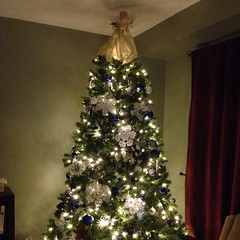 """The #lights for our #pleasantvillechristmas tree :) • <a style=""""font-size:0.8em;"""" href=""""http://www.flickr.com/photos/10624169@N08/15319141474/"""" target=""""_blank"""">View on Flickr</a>"""