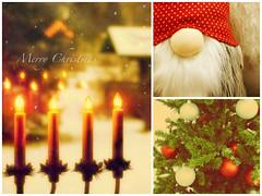 (mintukka) Tags: santa christmas xmas light red snow collage candle christmastree santaclaus christmasdecoration snowfall merrychristmas christmasball candelabrum