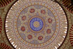 Edirne Fotoğrafları http://www.phardon.com (phardon) Tags: texture turkey carpet pattern islam religion mosque unescoworldheritagesite indoors islamic edirne arabicscript traveldestinations famousplace ottomanempire mimarsinan internationallandmark selimiyemosque phardon phardonmedia
