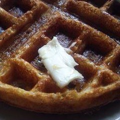 "It's been dreary and damp here all day long, so I'm going straight for comfort food tonight.  In my opinion, you just can't beat a hearty breakfast for dinner when you need a little comfort.  Homemade waffles with local bacon seem like just what the docto • <a style=""font-size:0.8em;"" href=""http://www.flickr.com/photos/54958436@N05/15630062537/"" target=""_blank"">View on Flickr</a>"