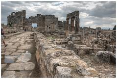 Hierapolis 1 (stevefge) Tags: city turkey ancient ruins pamukkale anatolia hierapolis