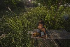 20140504-MIA_8303 (yaman ibrahim) Tags: morning boy sunrise kid malaysia rooster sabahan maiga