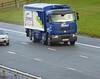 KX60 HDK (Cammies Transport Photography) Tags: truck farmers pauls renault lorry premium flyover m74 lockerbie hdk bocm kx60 kx60hdk