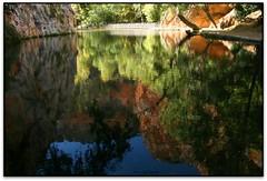 Lago de los Espejos, Monasterio de Piedra (Jess Cano Snchez) Tags: park parque espaa rio canon river spain aragon parc eos20d riu piedra monasteriodepiedra efs1855 espanya arago elsenyordelsbertins nuevalos comunidaddecalatayud zaragozaprovincia