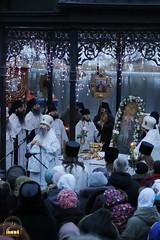 41. Праздник Богоявления в Святогорской Лавре