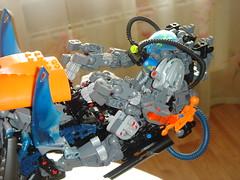 Gladiator4 (KopakaTonMOCs) Tags: old lego walker bionicle mecha mech gladiator moc kopakaton