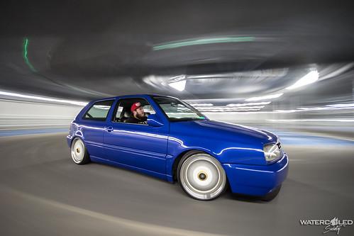 Dan's VW Golf mk3 2.0 8v