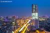 vl_03701 (Hanoi's Panorama & Skyline Gallery) Tags: sunset sky panorama skyline architecture skyscraper canon asian asia skylines vietnam architect hanoi asean appartment lotte việtnam hànội skyscrapercity caoốc