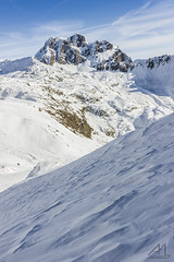 Croste di Neve (Andrea Moraschetti Photography) Tags: wild sky italy cloud white mountain snow cold nature canon landscape eos italia view ngc natura neve montagna brescia bianco lombardia vetta vallecamonica blumone crocedomini bazena parcoadamello eos600d parcoregionaledelladamello