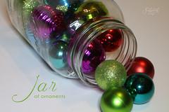 353/365 Ornament (Rhadonda1) Tags: ornaments jar