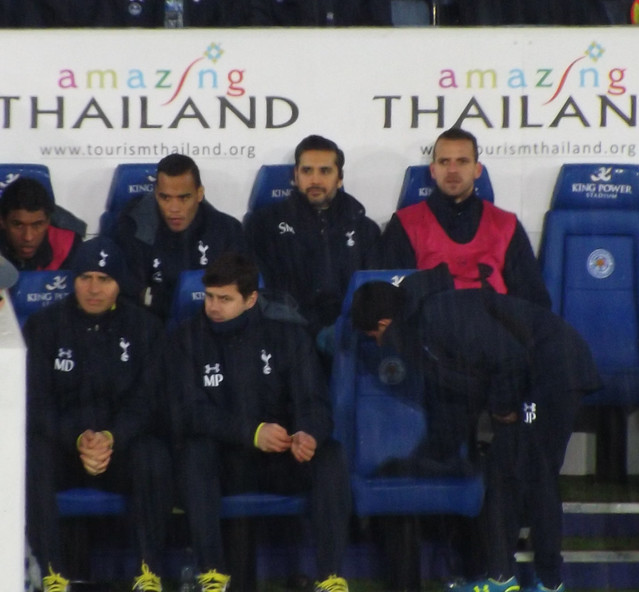 Spurs Bench