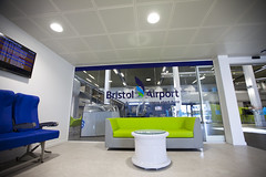 """Bristol Airport_reception area (photo courtesy of BBI) • <a style=""""font-size:0.8em;"""" href=""""http://www.flickr.com/photos/92760658@N08/15931087552/"""" target=""""_blank"""">View on Flickr</a>"""