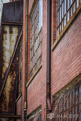 Warehouse (AP Imagery) Tags: brick abandoned rust industrial decay ky rusty warehouse owensboro urbex