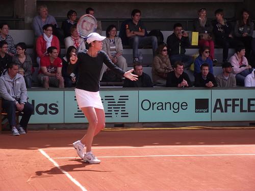 Lindsay Davenport - Roland Garros 2012 - Lindsay Davenport