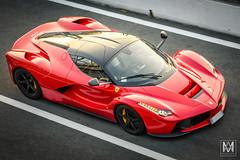 Ferrari LaFerrari (*AM*Photography) Tags: auto red car italian nikon automobile ferrari special exotic rare supercar monza d3200 hypercar worldcars laferrari