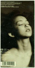 1995.12.04_Chase-the-chance_CD_cover_03-back (Namie Amuro Live ) Tags: namie amuro cover singlecover  chasethechance