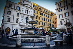 """Piazza della Madonna dei Monti • <a style=""""font-size:0.8em;"""" href=""""http://www.flickr.com/photos/89679026@N00/16048540686/"""" target=""""_blank"""">View on Flickr</a>"""