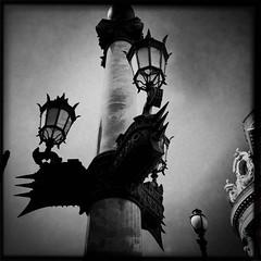 Paris, France (alison.velvet) Tags: blackandwhite paris france operahouse palaisgarnier parisopera