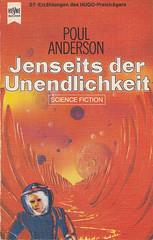 Poul Anderson / Jenseits der Unendlichkeit (micky the pixel) Tags: sf roman astronaut paperback sciencefiction beyondthebeyond poulanderson taschenbuch heyneverlag jenseitsderunendlichkeit