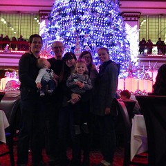 """Paul and Inde's First Trip to the Walnut Room • <a style=""""font-size:0.8em;"""" href=""""http://www.flickr.com/photos/109120354@N07/16094874265/"""" target=""""_blank"""">View on Flickr</a>"""