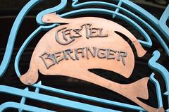 Balade Art nouveau (CpaKmoi) Tags: paris france artnouveau hectorguimard castelbranger