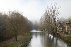 Belcastel (Laveyronet) Tags: france paysage brouillard brume aveyron condition midipyrenees belcastel