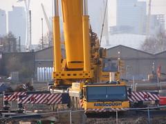 Ainscough Liebherr Mobile Crane, E16 (sludgegulper) Tags: mobile crane e16