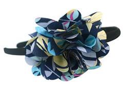 Glimpse of Malibu Blue Headband K2 P6532-5