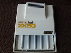 ZX80 final design concept model (Rick Dickinson) Tags: sinclairzx80 zx80model